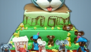Tort copii Tom si Jerry A051